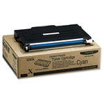 Cyan Standard Capacity Toner Cartridge, Phaser 6100