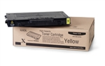 Yellow High Capacity Toner Cartridge, Phaser 6100