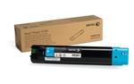 Cyan High Capacity Toner Cartridge, Phaser 6700, Est 12,000