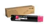Magenta High Capacity Toner Cartridge, Phaser 6700, Est 12,000