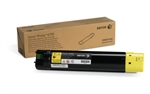 Yellow High Capacity Toner Cartridge, Phaser 6700, Est 12,000