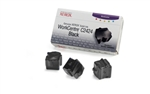 Genuine Xerox WorkCentre C2424 Solid Ink Black (3 Sticks)