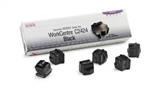 Genuine Xerox WorkCentre C2424 Solid Ink Black (6 Sticks)