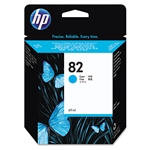 Ink Cartridge,HP 82 CYAN CART