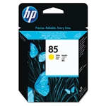 PRINTHEAD,HP 85,YELLOW