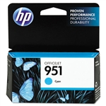 HP 951 Ink Cartridge, Cyan High Yield