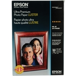 "EPSON Ultra Premium Photo Paper Luster, 13""x19"", 50 sheets"