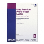 EPSON Ultra Premium Photo Paper Luster 17'' x 22''