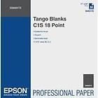 EPSON Tango Blanks C1S 18 Point 17 x 24 Sheets