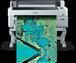 Epson SureColor T-Series 5270 36-Inch Printer Single Roll With 5 inks and 1 Year Warranty,  Model SCT5270SR and an Instant Rebate