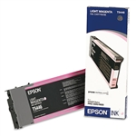 T544600 EPSON UltraChrome Lt Magenta Ink 220ml, Stylus Pro 7600/9600/4000