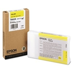 EPSON UltraChrome K3 Yellow 110ml Ink, Stylus Pro 7800/7880/9800/9880