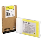 EPSON UltraChrome K3 Yellow 220ml Ink, Stylus Pro 7800/7880/9800/9880
