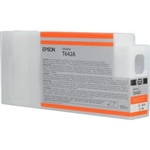 T642A00 Epson Ultrachrome HDR Orange Ink, 150ml, Stylus Pro 7900/9900
