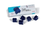 Genuine Xerox 5 Cyan ColorStix 8200 Ink Sticks