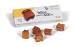 Genuine Xerox 5 Yellow ColorStix 8200 Ink Sticks