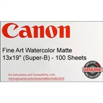 Fine Art Watercolor Art Paper 250gGSM 13 X19  100 SHEETS/BOX