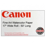 Fine Art Watercolor Art Paper 250gGSM 17 X50 ROLL