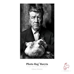 "Photo Rag Baryta 315 gsm 8.5"" x 11""  20 Sheets"