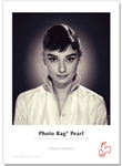 "Photo Rag Pearl 320 gsm 8.5"" x 11""  25 Sheets  NOT AVAILABLE  DISCONTINUED"