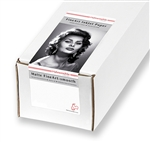 "Photo Rag 308gsm 17"" x 39' Roll, 3"" core"