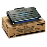 Cyan High Capacity Toner Cartridge, Phaser 6100