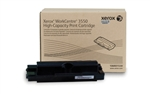 High Capacity Print Cartridge, Wc3550, Est 11000