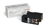 Black Standard Capacity Toner Cartridge (2000 Pages), Phaser 6000/6010 And WorkCentre 6015, North America, EEA