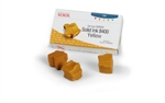 Genuine Xerox Solid Ink 8400 Yellow (Three Sticks)
