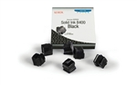 Genuine Xerox Solid Ink 8400 Black (Six Sticks)