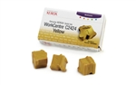 Genuine Xerox WorkCentre C2424 Solid Ink Yellow (3 Sticks)