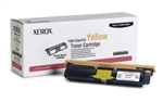 Yellow High Capacity Toner Cartridge, Phaser 6120/6115MFP