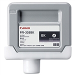 3 Pack of Canon Ink Tank PFI-703BK - Dye Black Ink Tank 700ml