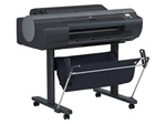 iPF6350 Printer 24 Inch wide with 80 GB Hard Drive and Poster Artist Lite