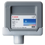 Canon Ink Tank PFI-304B - Pigment Blue Ink Tank 330ml