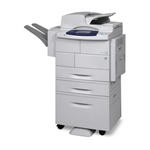 WorkCentre 4260, 55 ppm, Mono Printer/Copier/Scanner, Network, Fax, Finisher, High Capacity Feeder, Extra Tray, 110V