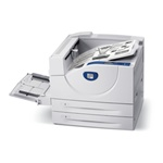 Phaser 5550 Laser Printer, 50 ppm, 1200 X 1200 dpi, 256MB Memory, 100 Sheet Mpt, 2 X 500 A3 Paper Trays, USB/Parallel, 110V