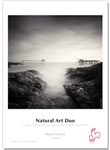 "Natural Art Duo  256gsm 8.5"" x 11""  20 Sheets (Discontinued Limited Supply)"