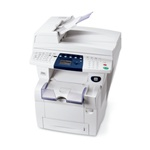 Phaser8860MFP:30ppm Color Multifunction System, 2-Sided Print And Scan, Fax, 50-Sht DADF, Networking, 2400 Fine Point Image Quality, 512MB Memory, 40GB HD, 1X525Letter/Legal Input Tray, 5 Seat Scan To PC Desktop, Na Pwr Cord