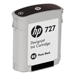 Ink Cartridge,HP727,132 ML DESIGNJET,BLACK