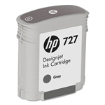 Ink Cartridge,HP727,132 ML DESIGNJET,GRAY