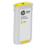 Ink Cartridge,HP727,132 ML DESIGNJET YELLOW