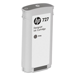Ink Cartridge,HP727,130ML,GRAY