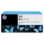Ink Cartridge,HP771,775ML,MATTE BLACK
