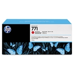Ink Cartridge,HP771,775ML,RED