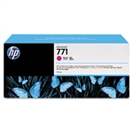 Ink Cartridge,HP771,775 ML,MAGENTA