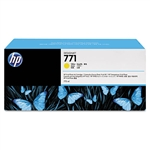 Ink Cartridge,HP771,775 ML,YELLOW