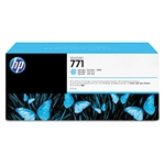 Ink Cartridge,HP771,775 ML,LIGHT CYAN