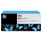 Ink Cartridge,HP771,3/PK,RED
