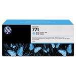 Ink Cartridge,HP771,3/PK,LIGHT CYAN
